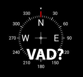 VAD_kompass